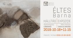 Exhibition of Barna Éltes – Transylvanian Art Center – 2019