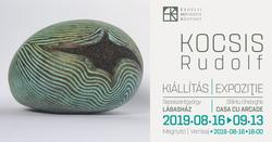 Exhibition of Rudolf Kocsis – Transylvanian Art Center – 2019