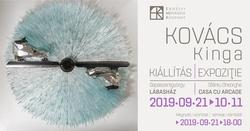Exhibition of Kinga Kovács – Transylvanian Art Center – 2019